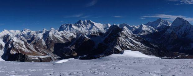 Mera Peak - trekking himalaje. Górskie wyprawy z Exploruj