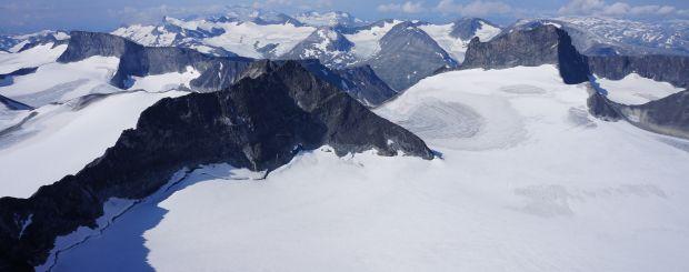 Trekking górski w góry Norwegii z Exploruj.pl