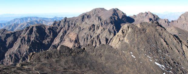 Atlas Wysoki i Sahara - trekking w górach na Jabal Toubkal