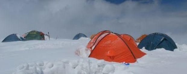 Pik Lenina - namioty. wycieczki, wyjazdy trekkingowe
