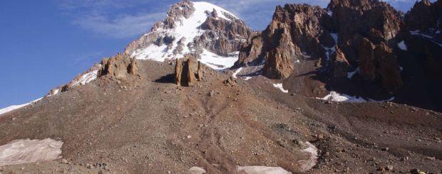 Kazbek - trekking Kaukaz. Trekkingi górskie