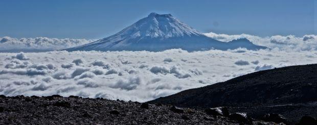 Trekking na 5 wysokich wulkanów. Wyprawy górskie i trekkingowe