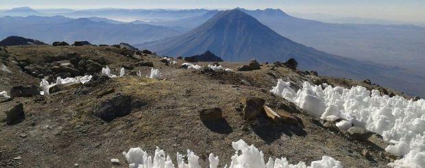 Wielkie wulkany w Peru. Trekkingi, wycieczki górskie