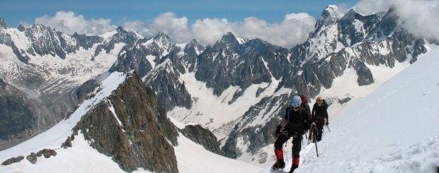 Mont Blanc wyprawy z Exploruj