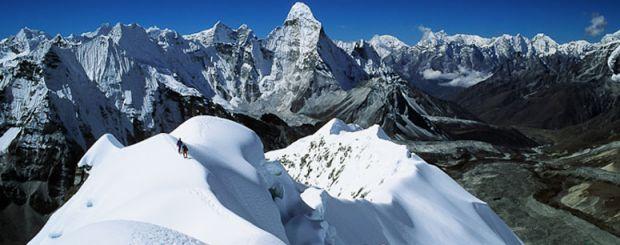Island Peak i Ama Dablam BC. Wyprawy trekkingowe w Himalaje