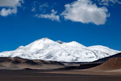 Ojos del Salado - Najwyższy wulkan Ziemi. Wyjazdy trekkingowe - Exploruj