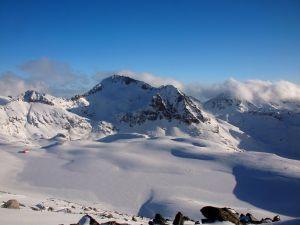 Pirin zimą w Bułgarii. Wyprawa trekkingowa w góry