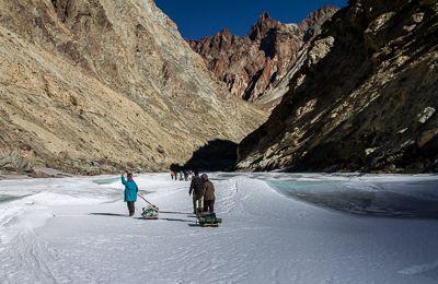 Zanskar – trekking lodowym szlakiem. Trekking w górach
