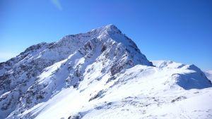 Rila - góra w Bułgarii podczas zimy. Wyprawy górskie i trekkingowe