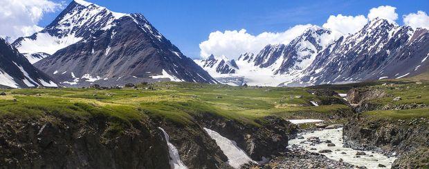Ałtaj Mongolski - wyprawa trekkingowa. Wyjazdy trekkingowe z Exploruj