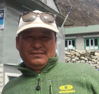 Ram Bahadur Tamang.Wyjazdy trekkingowe