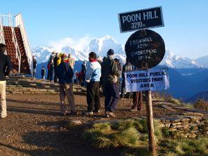 Poon Hill. Wyjście na wzniesienie. Wycieczki trekkingowe z Exploruj