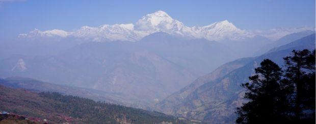 Trekking górski - Nepal. Wyprawa w góry na święta.