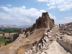 Zamek królów Urartu. Wyprawa trekkingowa, wyprawa w góry