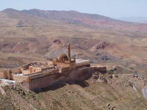 Pałac Ishak Paschy. wyprawa trekkingowa, wyjazdy trekkingowe