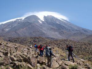 Droga do obozu na Ararat. Exploruj.pl - trekking górski
