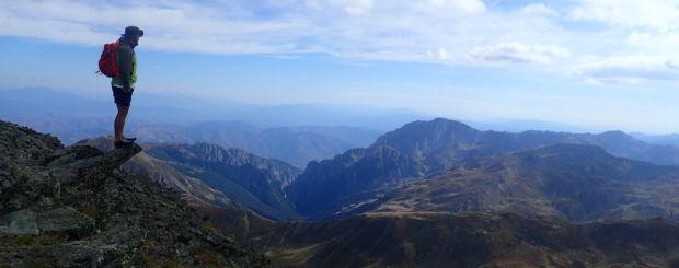 Góra Dzierawica w Kosowie. Bałkański trekking w górach