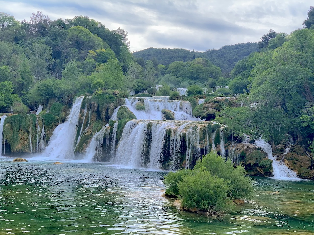 Wodospad Krka