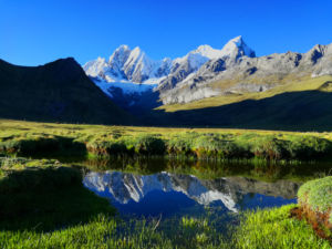 Trekking w Andach Peru. Exploruj.pl