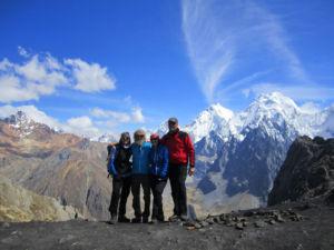 Przełęcz Santa Rosa. Peru trekking Exploruj.pl
