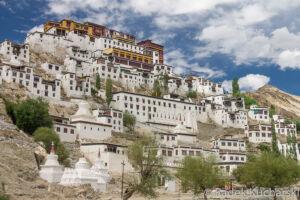 Klasztor w Ladakhu
