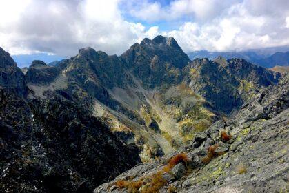 Widok na Tatry Wysokie trekking z Exploruj.pl